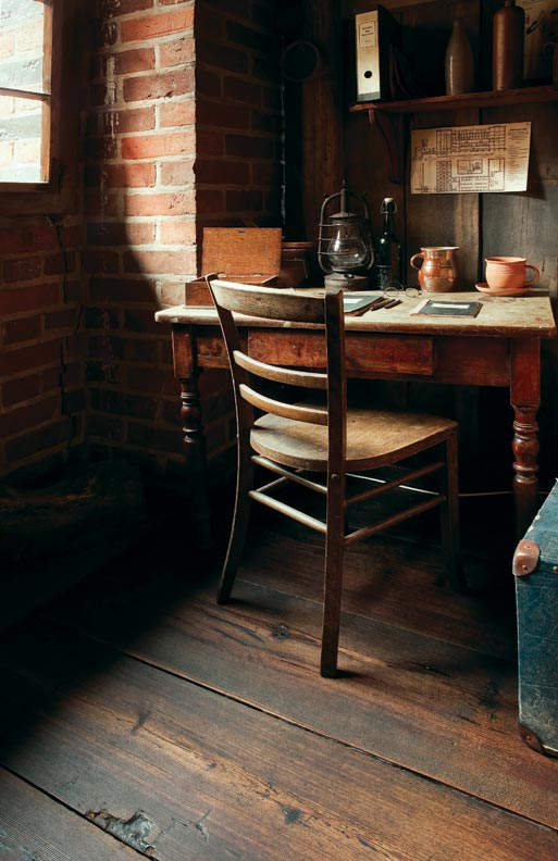 The History Of Wood Flooring Old