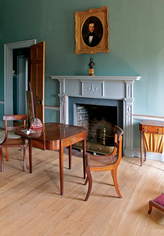 The History of Wood Flooring - Old House Journal Magazine