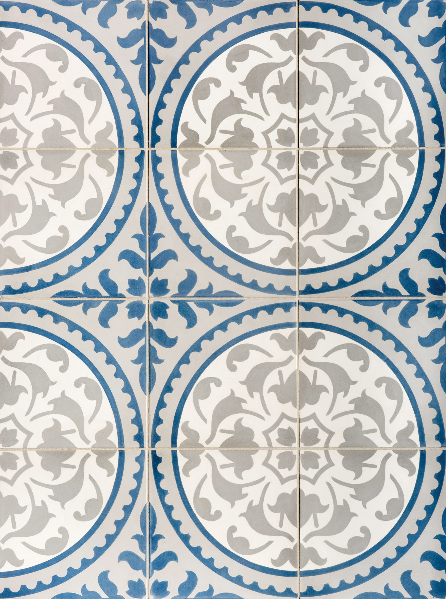 Alba tiles from Walker Zanger