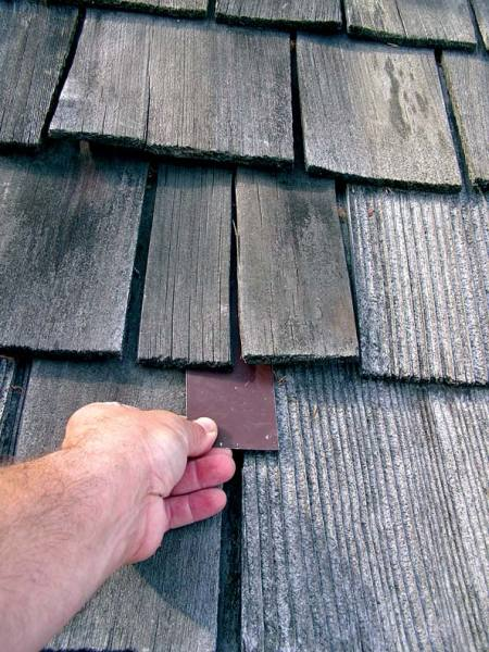 Replace A Shingle In 5 Steps - Old House Journal Magazine